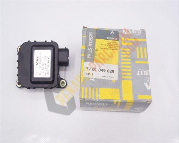 Scenic 1 2.0 16v Kalorifer Klape Motoru 7701049629