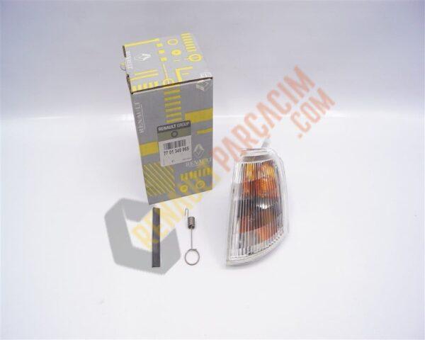 Renault R19 Sağ Sinyal 7701349965