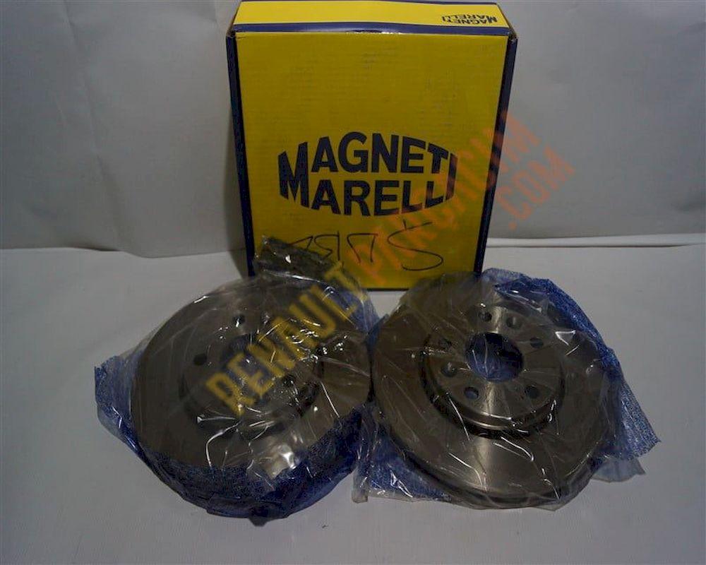 Megane 3 Ön Disk Takımı Magneti Marelli 402063793R