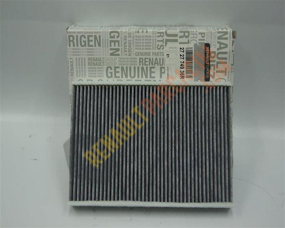 Megane 3 Karbonlu Polen Filtresi 272774936R
