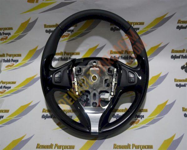 Clio 4 Captur İcon Deri Direksiyon Simidi 985105453R