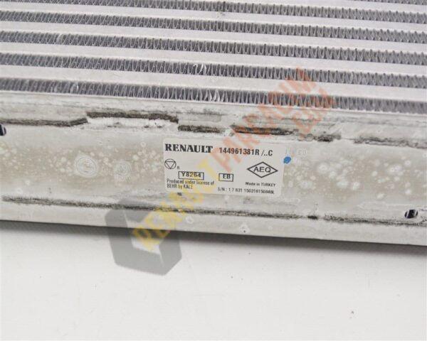 Clio 4 Captur Turbo Radyatörü 144961381R 144965154R