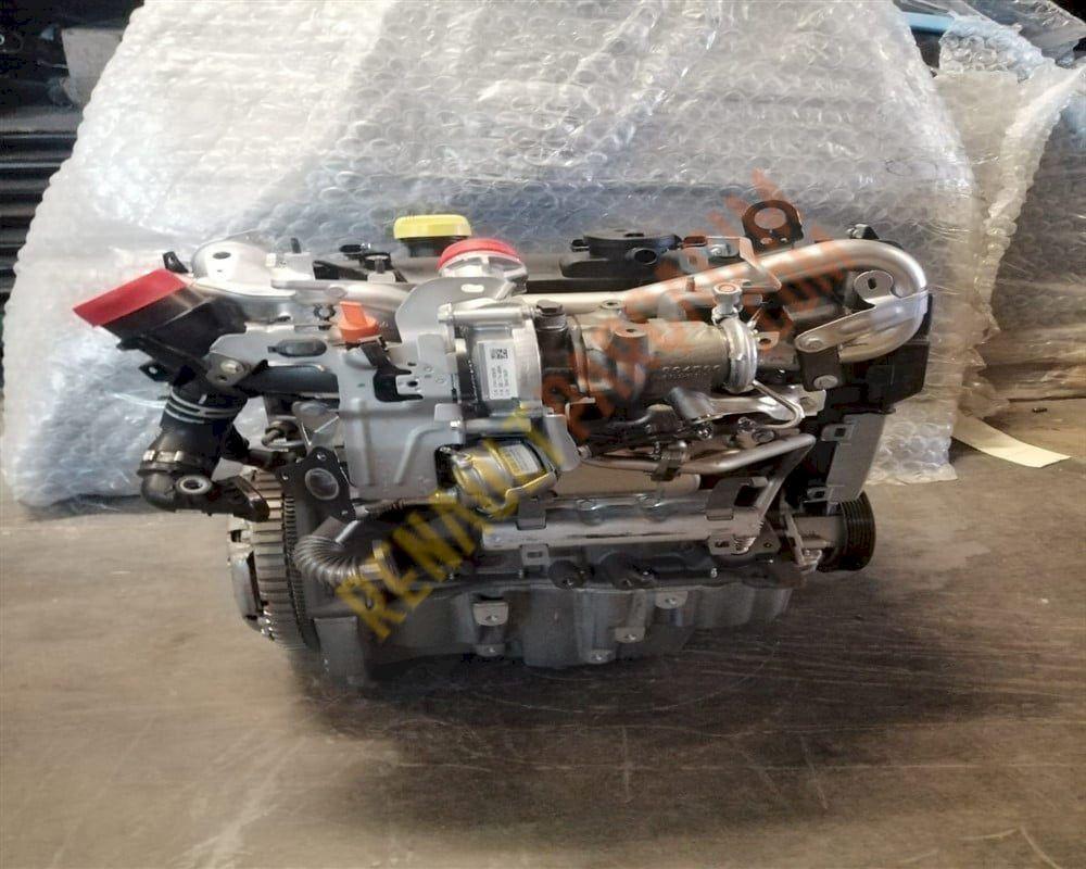 Clio 4 Captur K9K 628 Komple Motor 100016988R