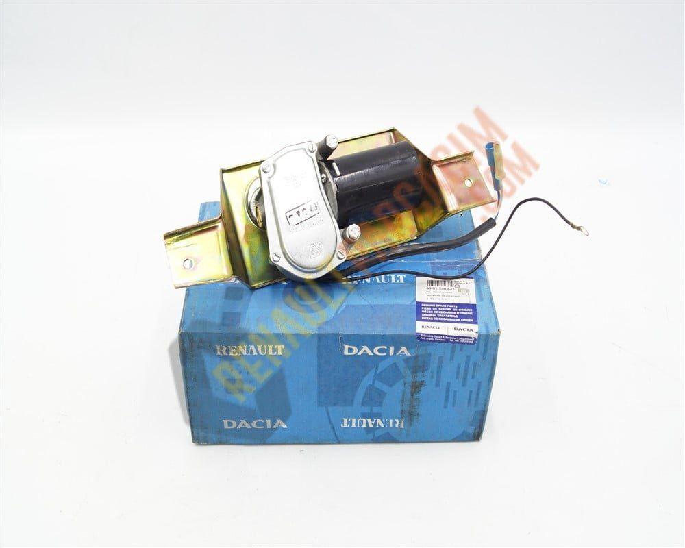 Dacia Solenza Arka Cam Silecek Motoru 6001540645