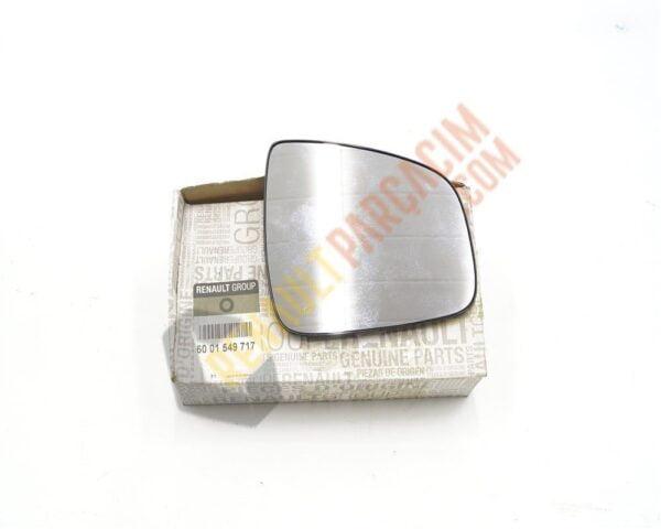 Duster Logan Sağ Ayna Camı Isıtmalı 6001549717