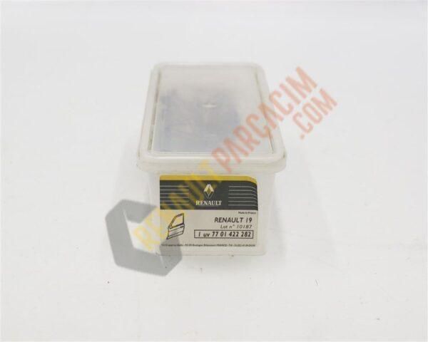 Renault 19 Kapı Agraf Klips Takımı 7701422282